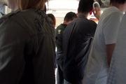 Hot Public BJs On A Bus With School Teen Yuna Satsuki Photo 2