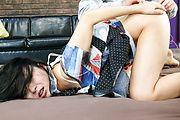 Teen Nozomi Hazuki Gets DPed And Pussy Creampied Photo 4