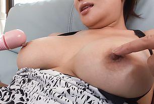 Big tits milf sucks cock until getting all jizzed on face