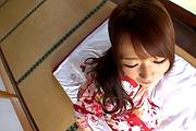 Hitomi Oki amazing hardcore sex with random man  Photo 7