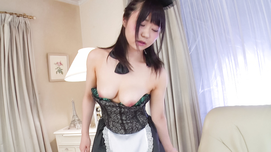 Curvy ass Asian beauty in superb oral scenes