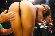 Watch Kyoko's asian squirting as she is fucked with sex toys Photo 6