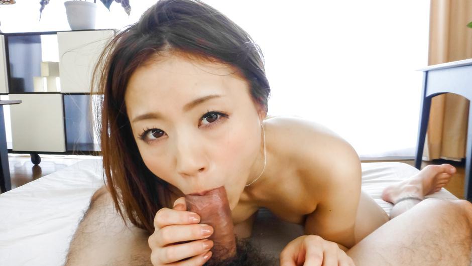 Astounding sex adventure in POV with slimMayuka Akimoto