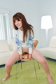 Arisa Ando removes her Asian lingerie for a good fuck Photo 7