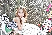 Big tits Japanese babe loves having oral pleasures Photo 2
