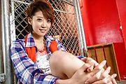 スケスケ下着モデル~優希まこと Photo 6