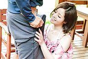 Japanese lingerie model serious hardcore show Photo 5