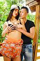 Aroused girl fucking hard in sexy Asian outdoor scenes Photo 2