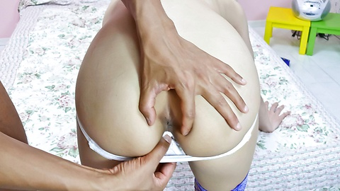 Asian anal porn along gorgeousYui Komine