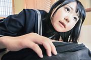セーラー女子高生完全主観フェラ Photo 10