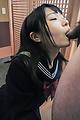 セーラー女子高生完全主観フェラ Photo 5
