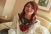 セーラー服の関西弁ギャル~らん Photo 5