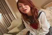 セーラー服の関西弁ギャル~らん Photo 8