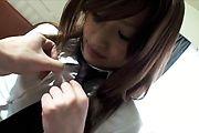 Asian amateur porn with lovelyYukina Mori Photo 7