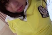 Ichigo's warm shaved pussy drips tons of cum Photo 4