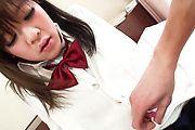 Schoolgirl blows teacher for better grades Photo 7