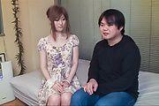 Staggering POV scenes along sexy doll Mizuki Photo 1