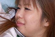 Naughty Schoolgirl Noriko Kago Loves Having Her Pussy Creamed Photo 10