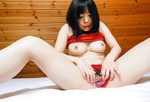 Stunning POV scenes withAiri Minami getting masturbated