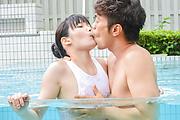 Superb Japanese outdoor porn show withYui Kasugano Photo 5