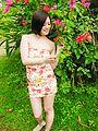 Japanese outdoor blowjob scenes withMinami Asano Photo 2