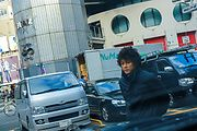 素人巨乳ギャル~車内で口内射精 Photo 3