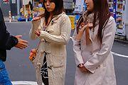 素人巨乳ギャル~車内で口内射精 Photo 6