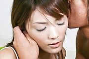 モデル系美美少女愛葉渚と中出しファック Photo 1