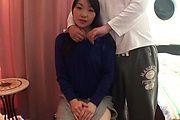 Mayu Kudo's hairy teen twat banged hard in asian POV Photo 9