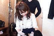 Top Asian amateur porn along busty Emiri Mizusawa Photo 3