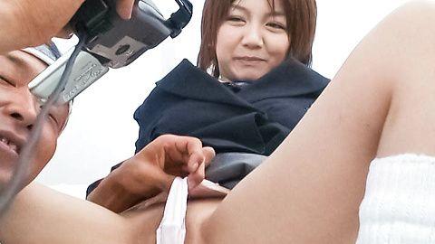 Gカップ女子校生飲ザー 小坂めぐる