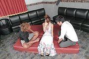 Premium Asian anal sex with sensual Ema Kisaki Photo 5