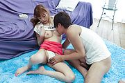 Sexy teen with perfect Asian tits, hardcore spectacle  Photo 11