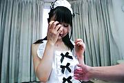 Sexy Asian POV pleasures for Nozomi Momoki Photo 11