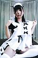 Sexy Asian POV pleasures for Nozomi Momoki Photo 3