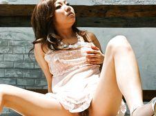 椿まひる-美少女ソフトコア~見せ付けオナニー Picture 3