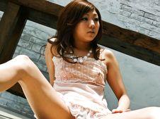 椿まひる-美少女ソフトコア~見せ付けオナニー Picture 5