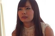 Creampie Asian porn show along sexy Yuria Mano Photo 1