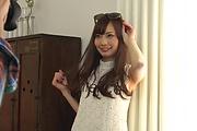 Creampie Asian porn show along sexy Yuria Mano Photo 2