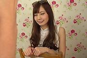 Creampie Asian porn show along sexy Yuria Mano Photo 3