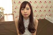 Creampie Asian porn show along sexy Yuria Mano Photo 9