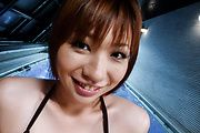 Asian milf receives warm stimulation with toys Photo 7