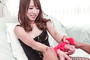 Hot Nana Fujii makes maigc with her nude forms  Photo 4