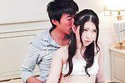 Superb Japanese POV sex along impressive Yua Saiki Photo 2