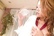 激エロ下着見せ付けオナニー 宮川怜 Photo 2