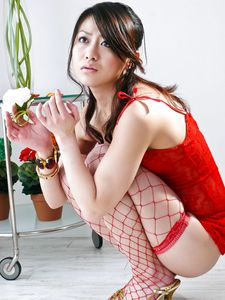 Hina Aizawa-Hina Aisawa on her knees swallows a long and hard shaft Picture 3