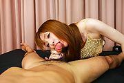 Superb Japanese POV oral withKou Minefuji Photo 9