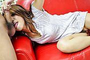 Sweet Japanese POV oral sex with Saki Kozakura Photo 10