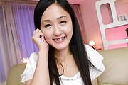Ai Wakana cums from a toy fucking in japanese POV Photo 7