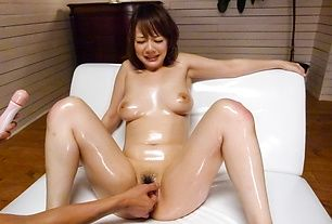 Big titsArisa Arakigets drilled with toys on cam